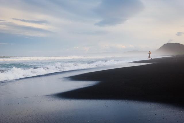 Тихий океан всегда разный.