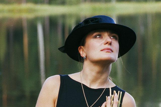 Анастасия Мельникова.