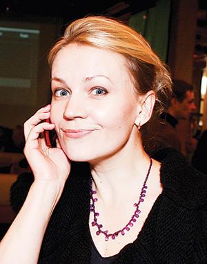 Анна Мальгинова