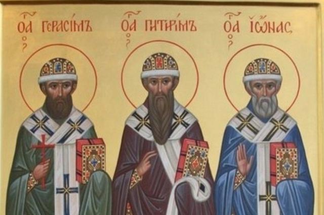 Более полувека продолжались Святительские подвиги епископов Герасима (1416-1441), Питирима (1444-1455) и Ионы (1455-1470).
