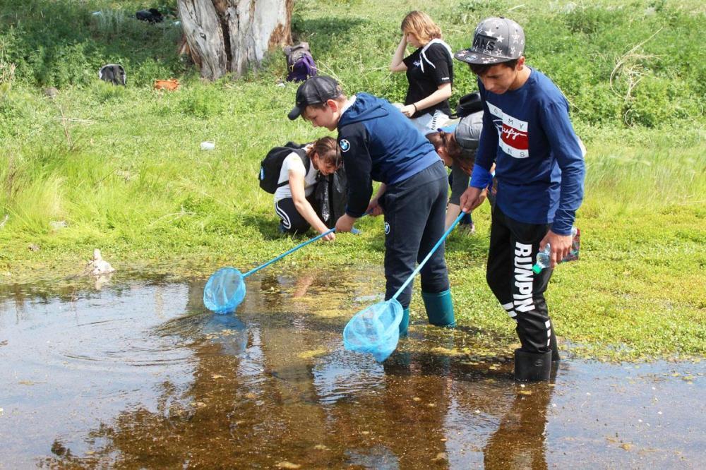 В течение пяти дней школьники из Варненского района, а также из Магнитогорска и Чесмы изучали животный, растительный и водный мир родного края.