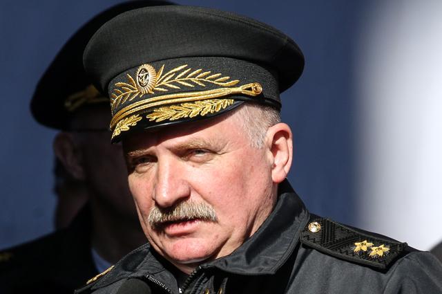 Алексей Буриличев.