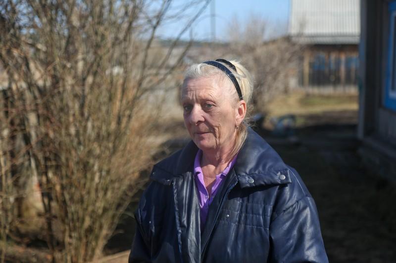 Лариса Максимова, соседка
