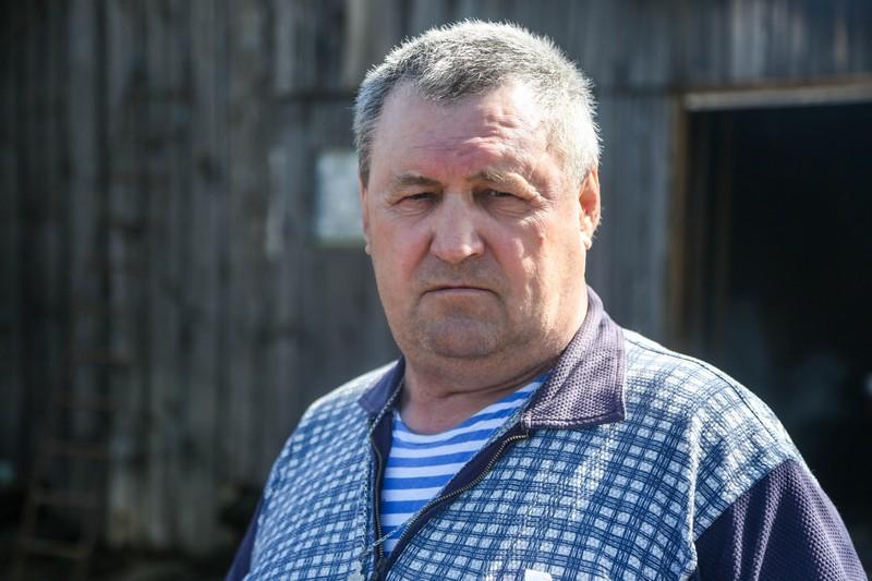 Владимир Максимов, сосед