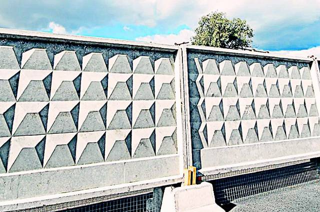 Кто придумал самый знаменитый железобетонный забор с ромбиками?