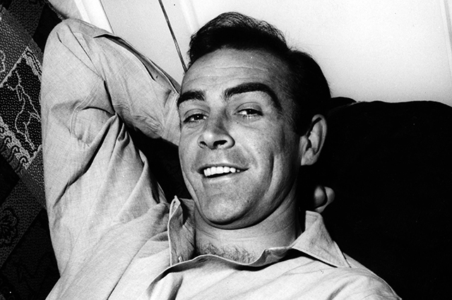Шон Коннери, 1960 год