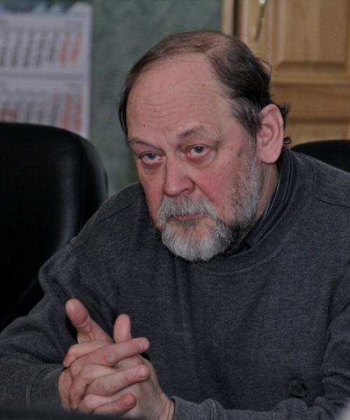 Олег Цветков.