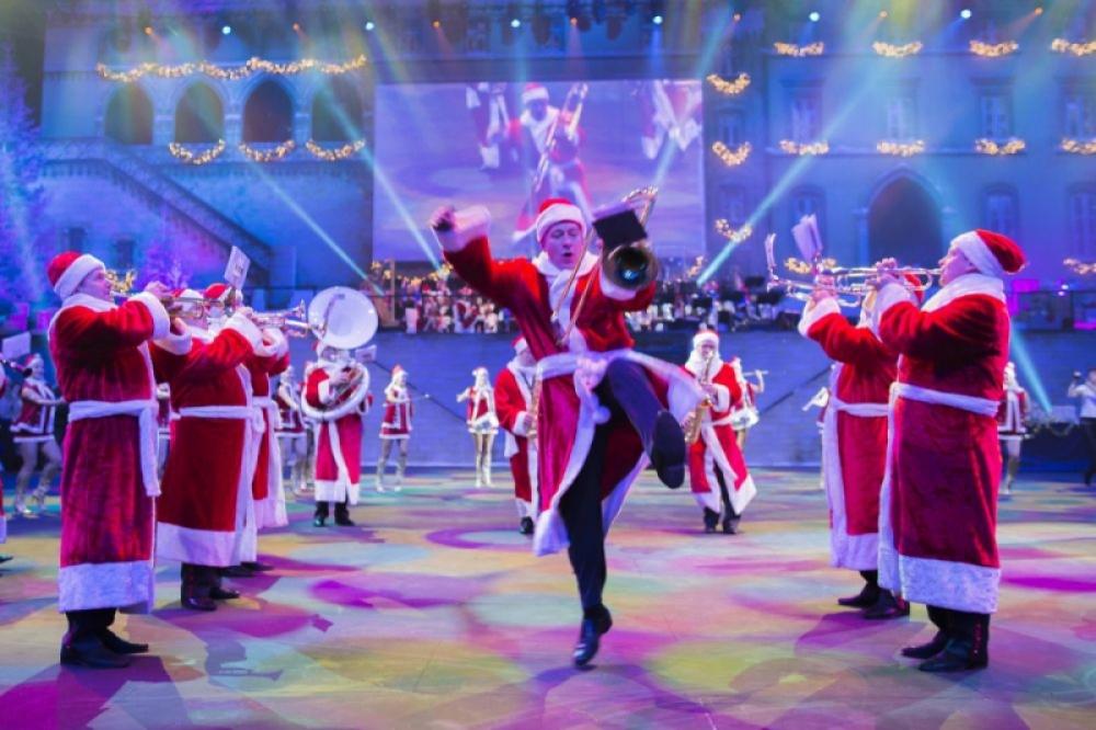 Танцующий оркестр Александра Павлова представляет Урал на международном уровне.