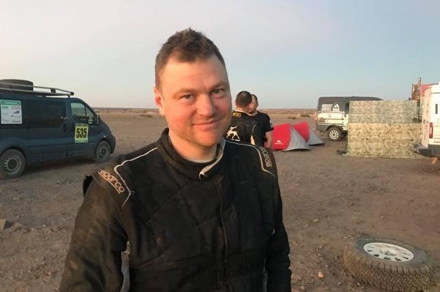 Евгений Павлов.