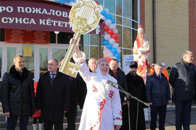 В Шихазанах открылся центр общественной и культурной жизни людей в селе.