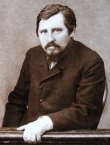 Владимир Крутовский, организатор милиции Енисейской губернии.