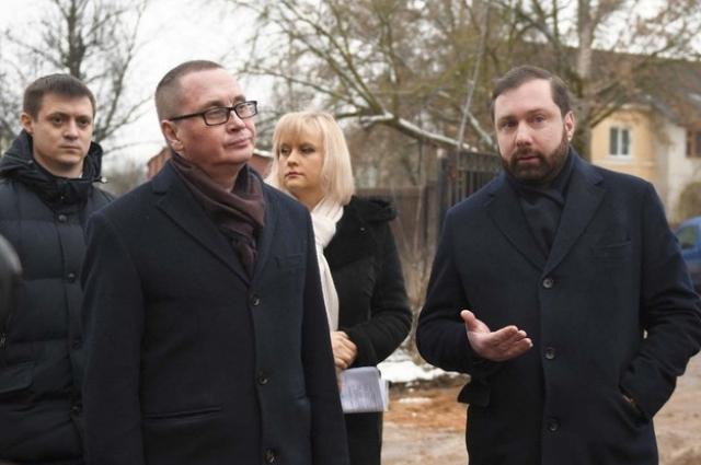 Губернатор поручил главе Смоленска Андрею Борисову внепланово проверить, как идёт работа на «юбилейных» объектах.