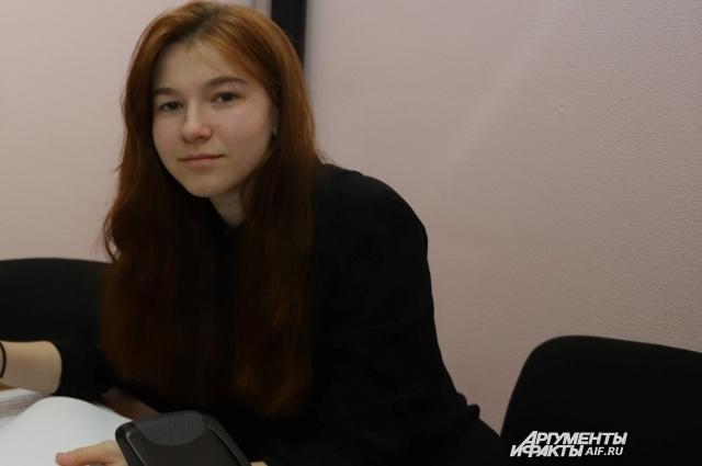 Наташа Анисимова