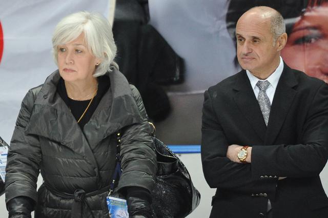 Бывало, что тренерский дуэт Карпоносов иЛиничук привозил наОлимпиаду сразу 6 пар– инаших, ииностранцев.