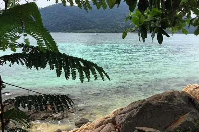 Челябинец влюбился в природу Таиланда.