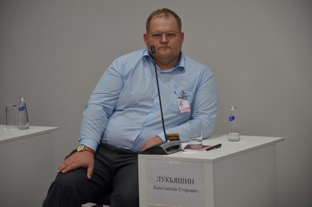 Технический эксперт ООО «НИКА-ПЕТРОТЭК» Константин Лукьяшин.