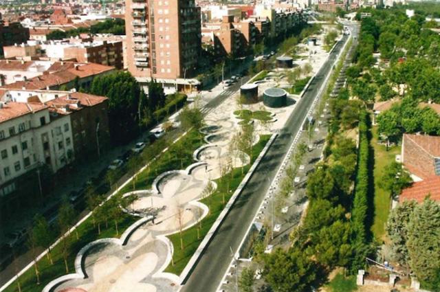 Работа испанской команды Burgos Garrido arquitectos