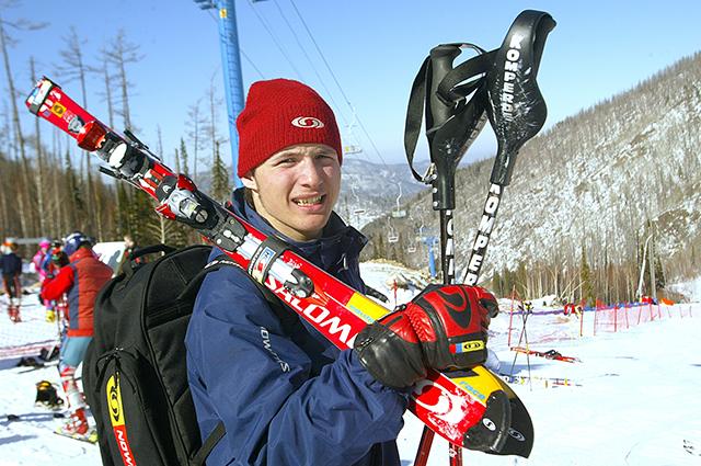 Александр Хорошилов, 2005 год