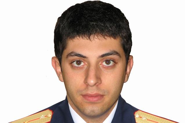 следователь-криминалист СУ СКР по Пензенской области Олег Ключников