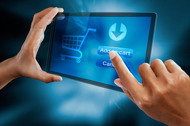 Люди все чаще покупают товары в интернете.