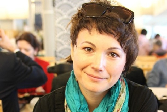 Зинаида Зубакова взяла на себя организацию энтузиастов.