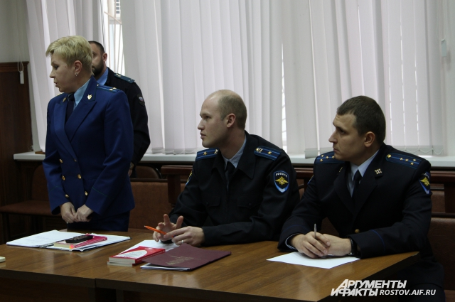 Прокурор настоял на судебном заседании без журналистов.