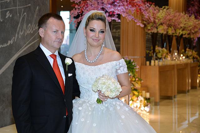Свадьба Марии Максаковой и Дениса Вороненкова.