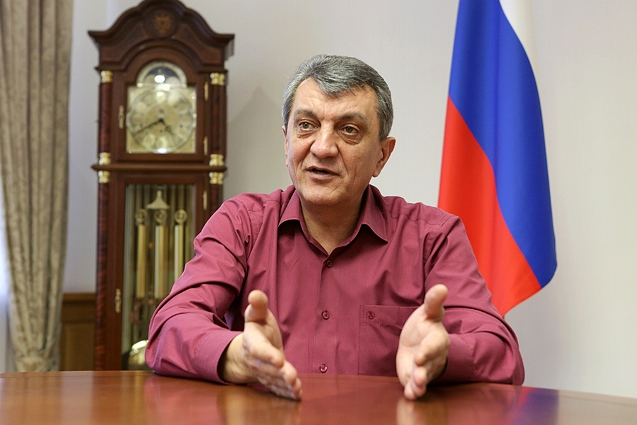Сергей Меняйло