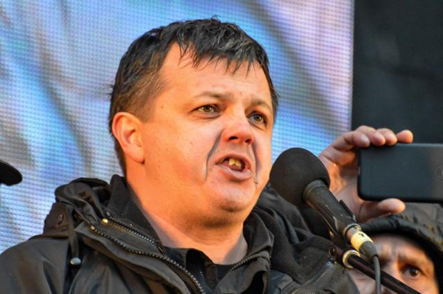 Семен Семенченко.
