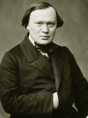 Александр Островский. 1856 год