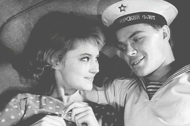 Лев Прыгунов в фильме «Увольнение наберег» (1962)