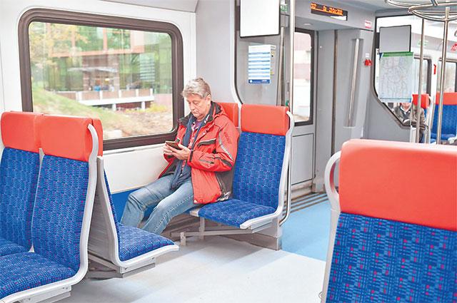 Из Куркина в центр Москвы можно будет добраться  на поездах «Иволга».