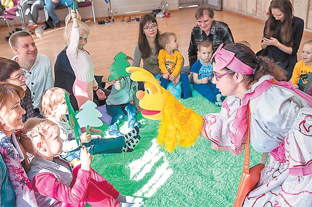 В «Меридиане» регулярно проводятся мастер-классы и показывают спектакли.