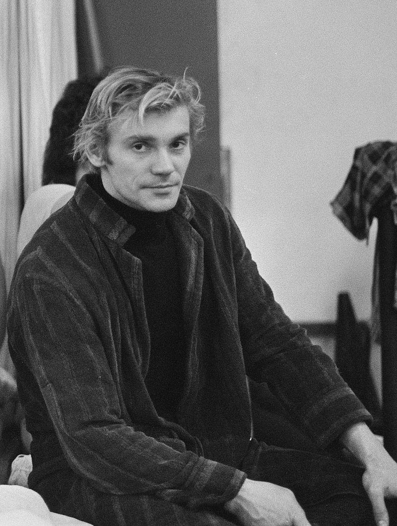 Владимир Васильев, 1972 год.