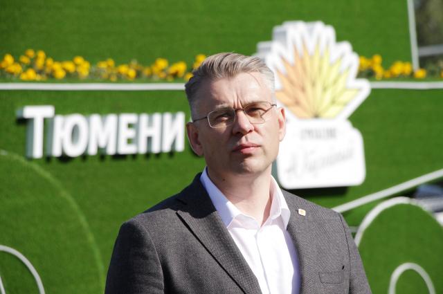 Генеральный директор агрохолдинга «Юбилейный» Сергей Мамонтов.