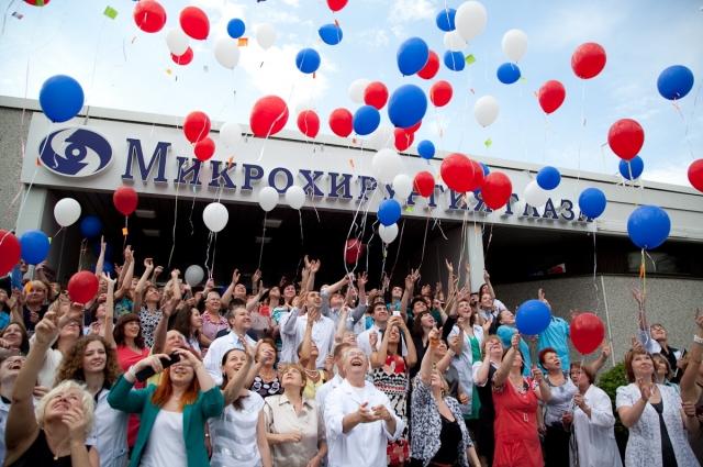 День медицинского работника – праздник всего коллектива.