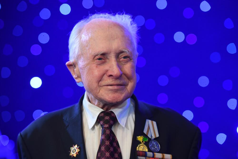 Ветеран Великой Отечественной войны 1941-1945 годов Василий Гаврилович Пронин