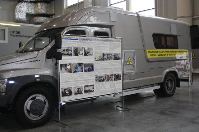 Мобильные лаборатории на базе автомобильных шасси выручили страны СНГ во время пандемиии ковид-19.