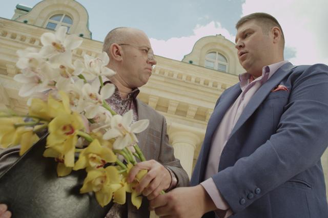 Кадр из сериала САШАТАНЯ