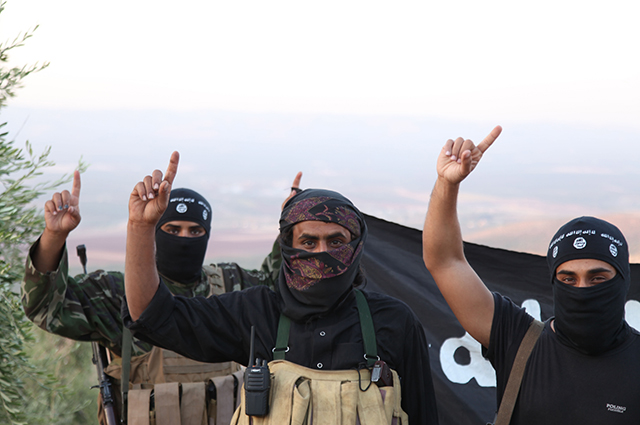 """Потенциальные """"женихи"""" - радикальные исламисты."""