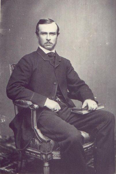 Людвиг IV, по воспоминаниям современников, не был примерным семьянином.