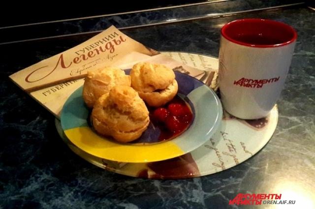Вот так выглядит готовое блюдо, а чашка чая и интересный журнал сделают его практически божественным!