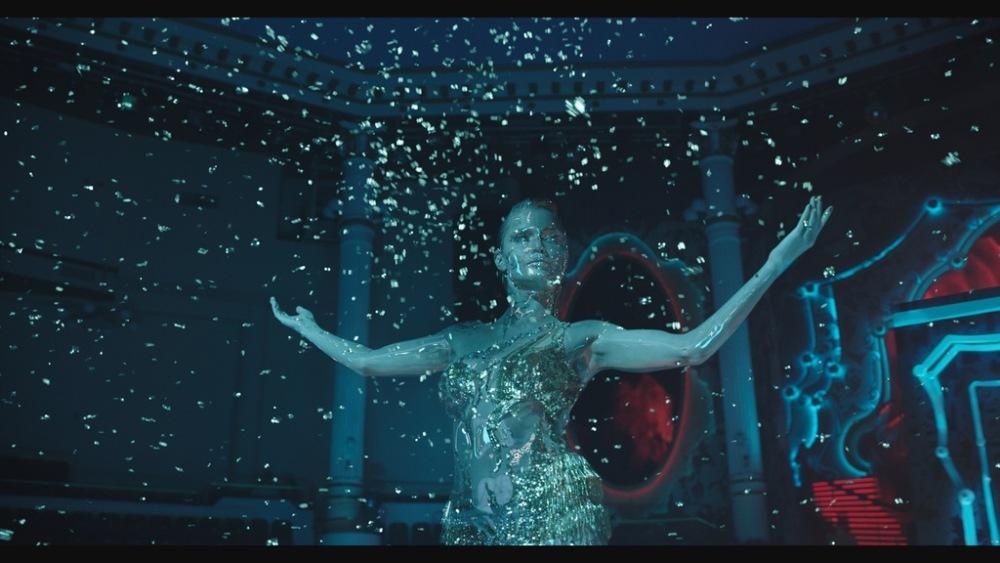 Девушка-вода Ксения