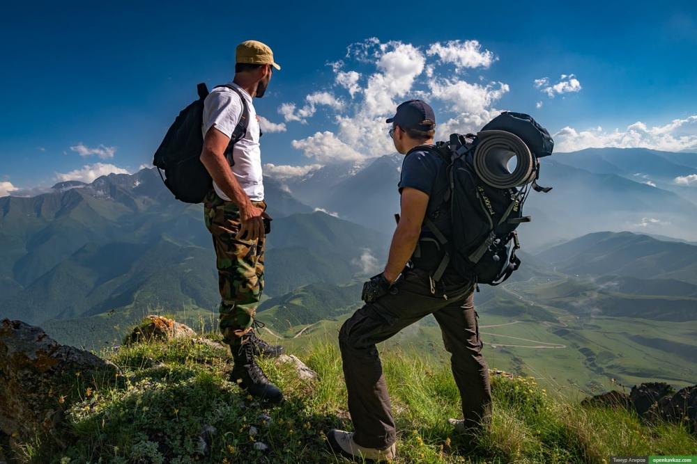 Тимур Агиров говорит, что именно после гор Ингушетии ему открылся Кавказ