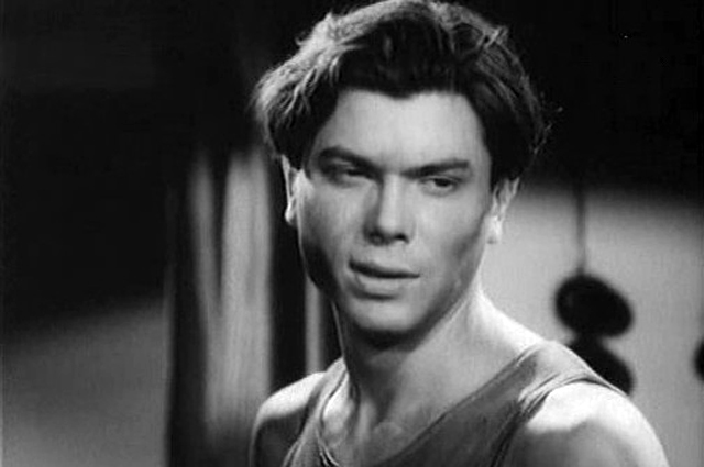 Эдуард Бердун в фильме «Координаты неизвестны», 1957 год
