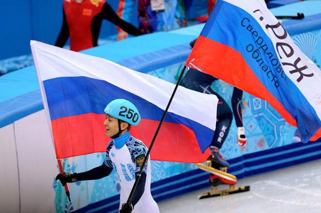 Виктор Ан принёс в копилку сборной России три золотые медали