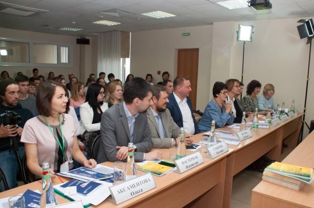 Комиссия III Байкальского питчинга.