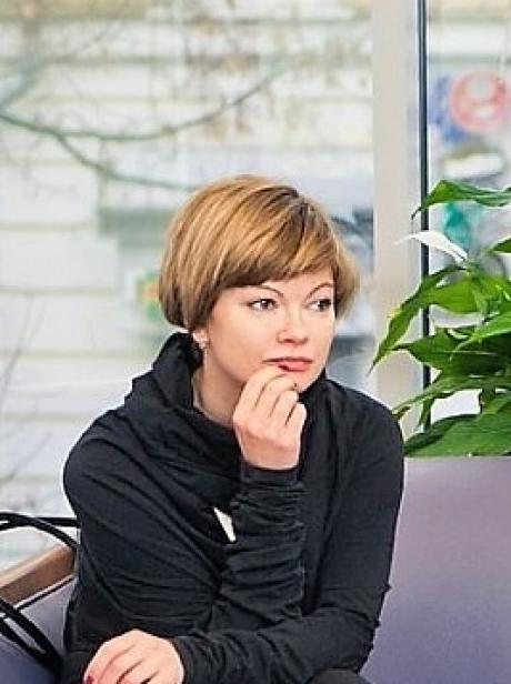 Исполнительный директор единственного в Тверском регионе хосписа Алёна Бухарева