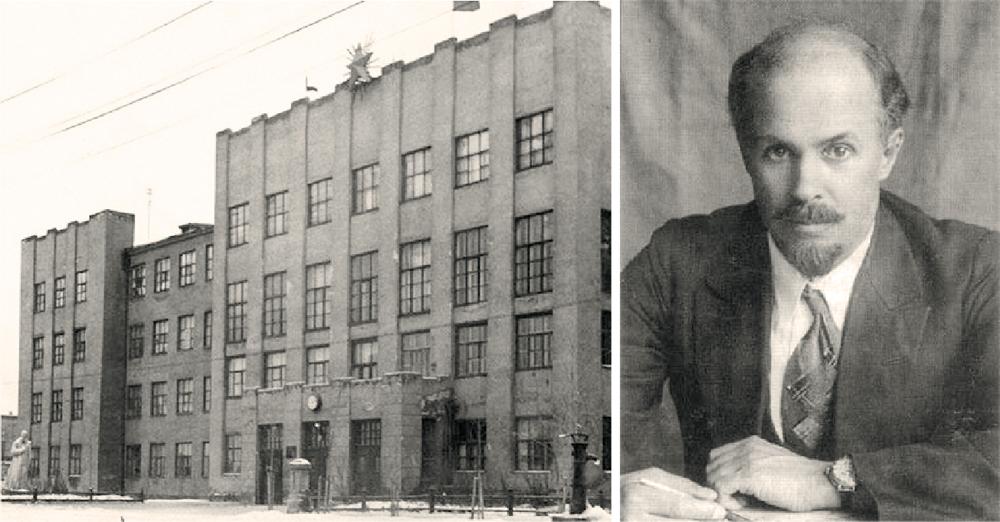Автор проекта – классик уральского конструктивизма, архитектор Вениамин Соколов (автор спорткомплекса «Динамо» и один из создателей «Городка чекистов»).