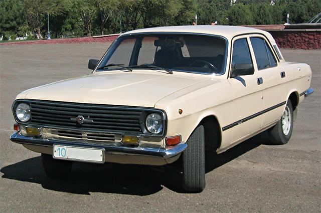 ГАЗ 24-10.